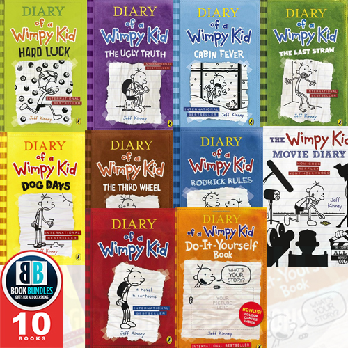 Diary of a Wimpy Kid 10: Old School by Jeff Kinney Paperback Book