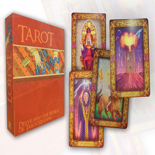 What Tarot decks and books do you recommend for an ...