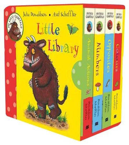 My-First-Gruffalo-Little-Library-Book-Donaldson-Julia-NEW-0230756050-BTR