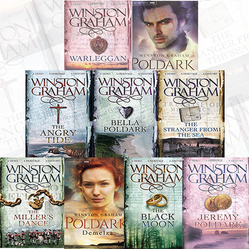THE ANGRY TIDE(POLDARK BOOK 7) by Graham, Winston B002J34GTW The Fast Free