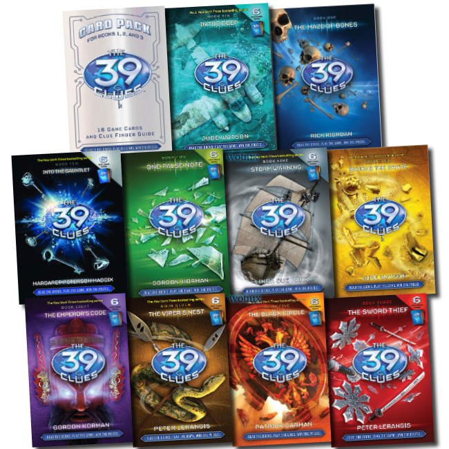 the book 39 clues Find great deals on ebay for 39 clues book set in books for children and young adults shop with confidence.
