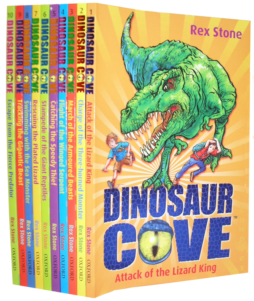 dinosaur cove book 1 | eBay