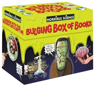 Horrible Science Collection 20 Books Box Set New RRP: £ 99.80