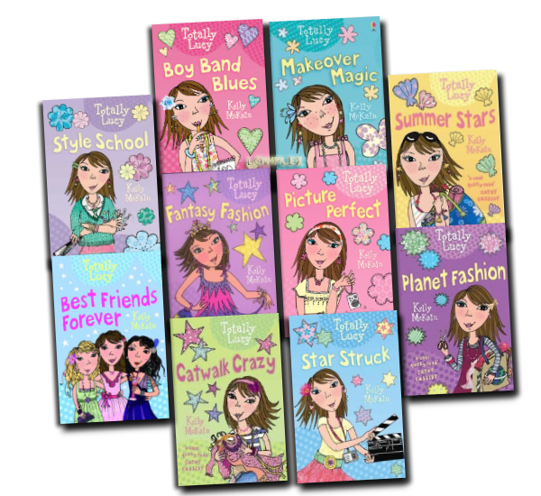 Totally Lucy Kelly Mckain Childrens Books Author Plusarquitecturafo