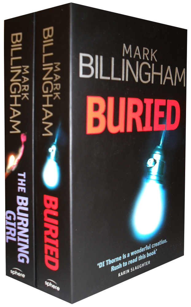 Mark Billingham Collection 2 Books Set