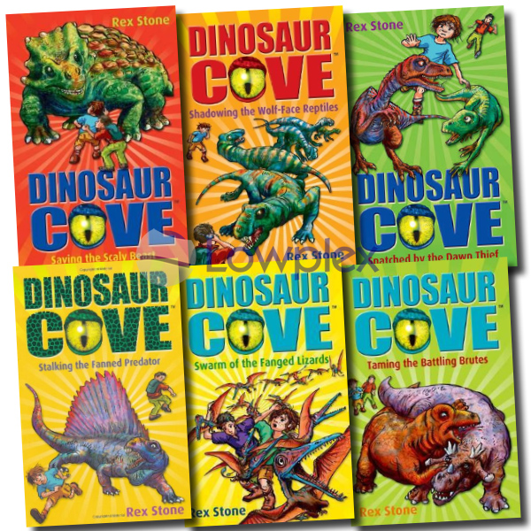 Dinosaur Cove Audiobooks - Listen to the Full Series ...