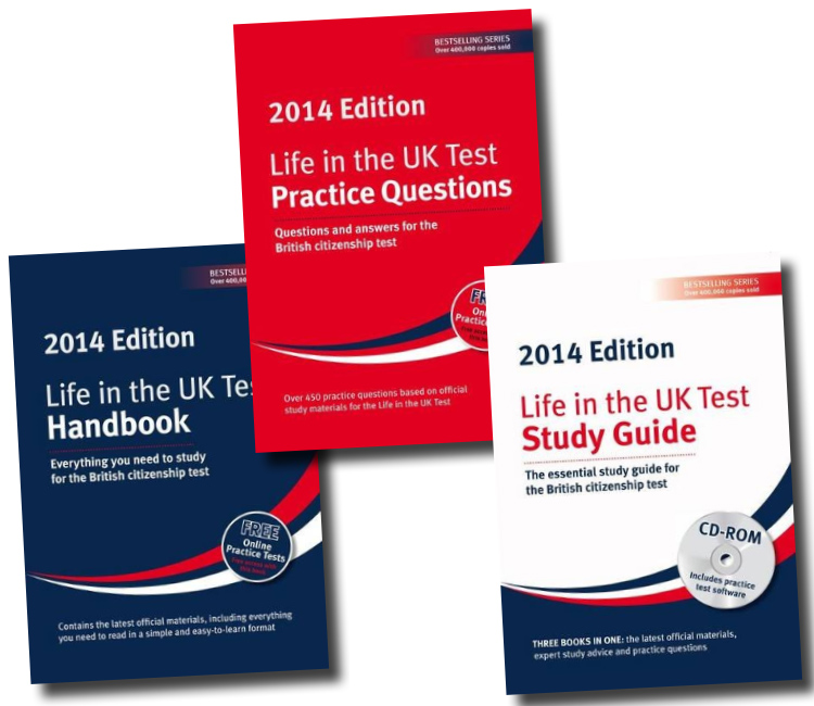 about Life in the UK / United Kingdom 2014 4th Ed 3 Books British ...