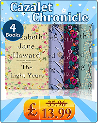 Cazalet Chronicle Collection Elizabeth Jane Howard 4 Books Set