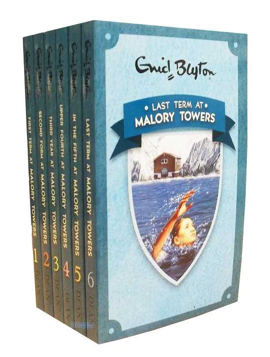 Enid Blyton Malory Towers Collection 6 Books Set New