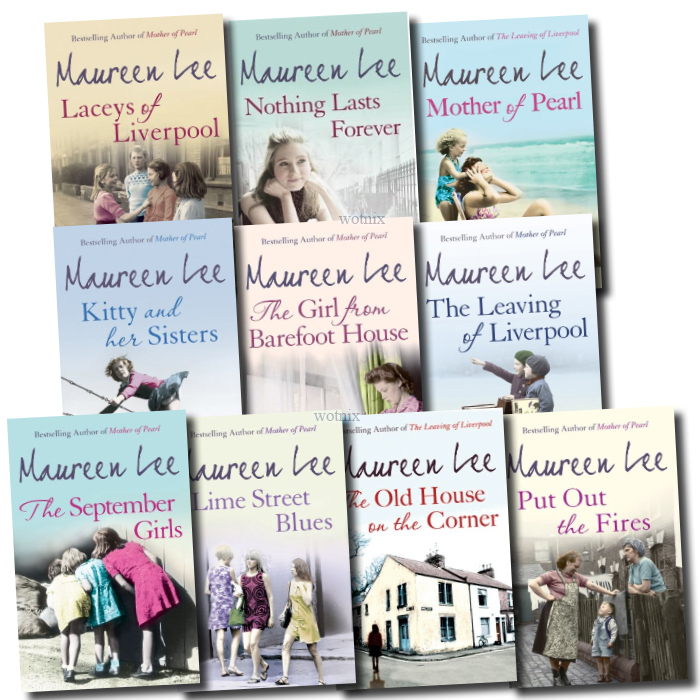 Maureen Lee Collection 10 Books Set New RRP: $ 69.90 - PicClick eBay