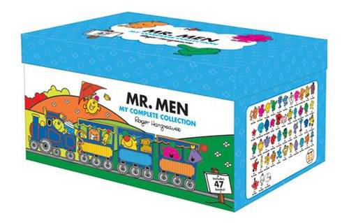 Mr. Men My Complete Collection 47 Books Box Set New RRP: £ 117.00