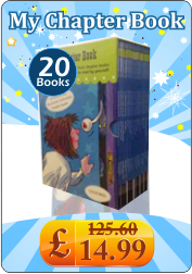 My Chapter Book Collection, 20, set, collection, illustrated, humorous, oxford