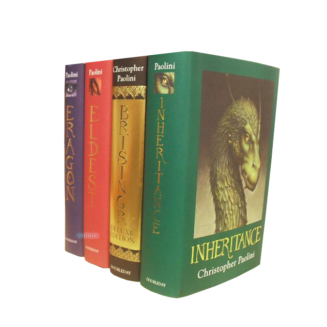 Inheritance Cycle Collection 3 Books Set RRP: £ 23.97