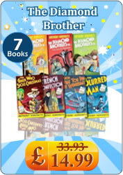 The Diamond Brothers Detective Agency Collection Anthony Horowitz 7 Books Set PB