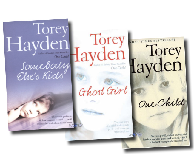 Torey Haydeni Collection 3 Books Set RRP: £ 20.97