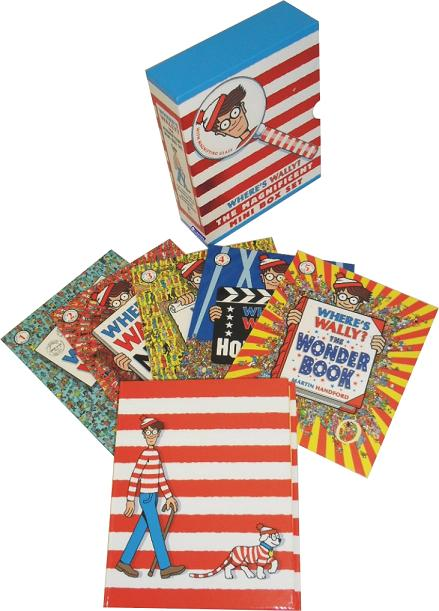 Where's Wally? The Magnificent Mini Box Set