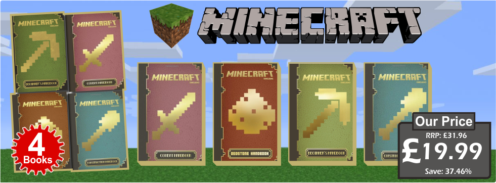 Minecraft: Handbook Collection