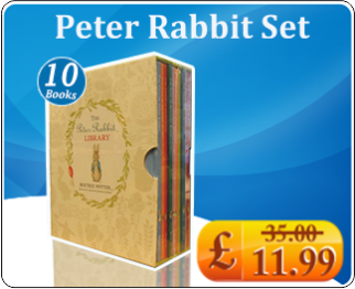 World of Peter Rabbit 10 Books Box Gift Set Beatrix Potter