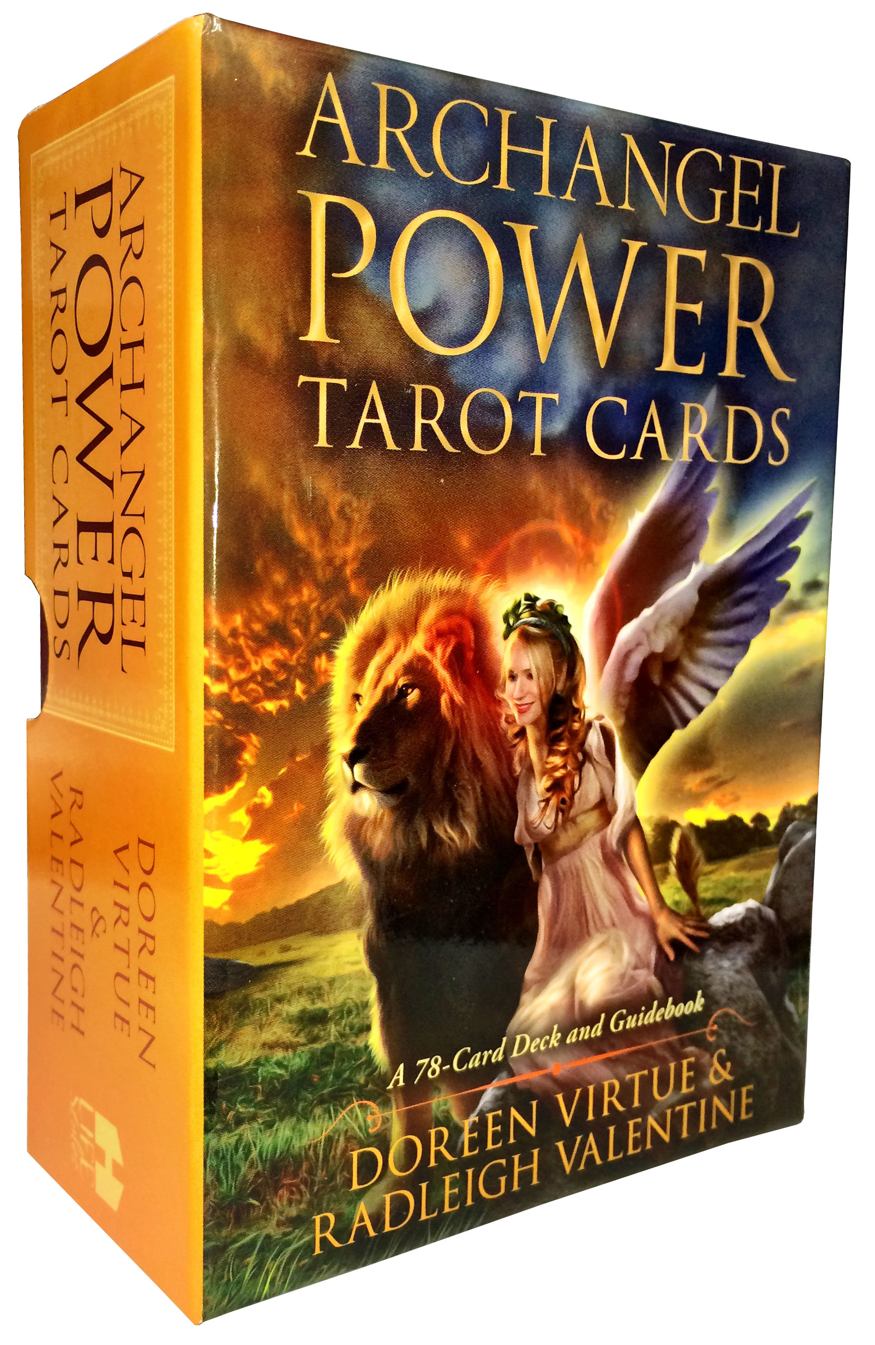 Archangel Power Tarot Cards Deck Doreen Virtue Radleigh