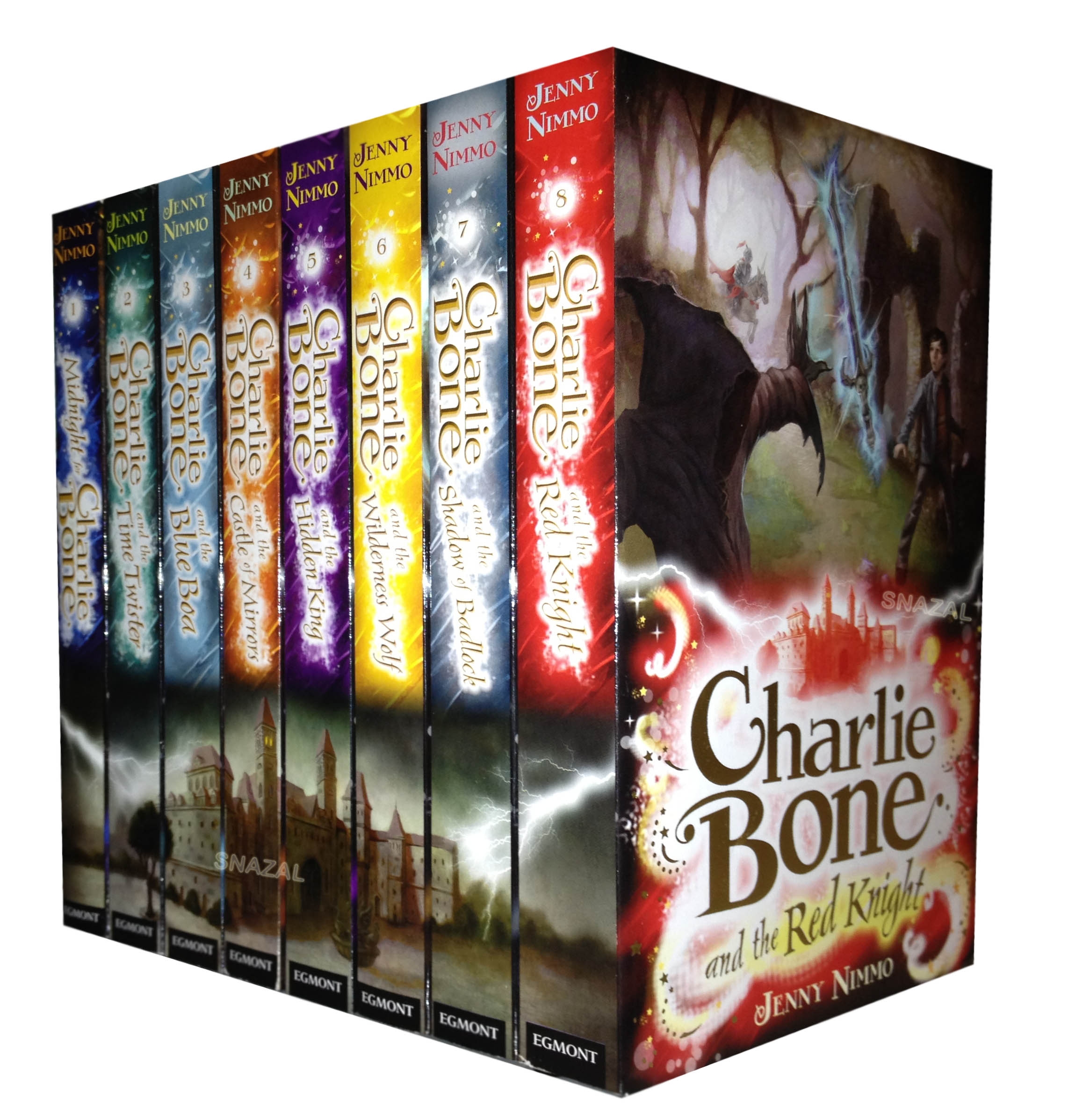 Details about charlie bone collection 8 books set brand new rrp 47