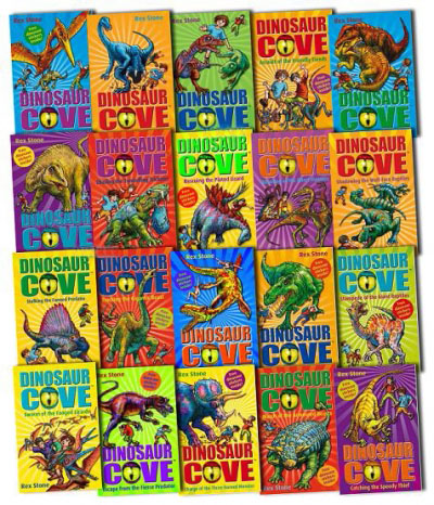 Dinosaur Cove, by Rex Stone | Off The Library Shelf