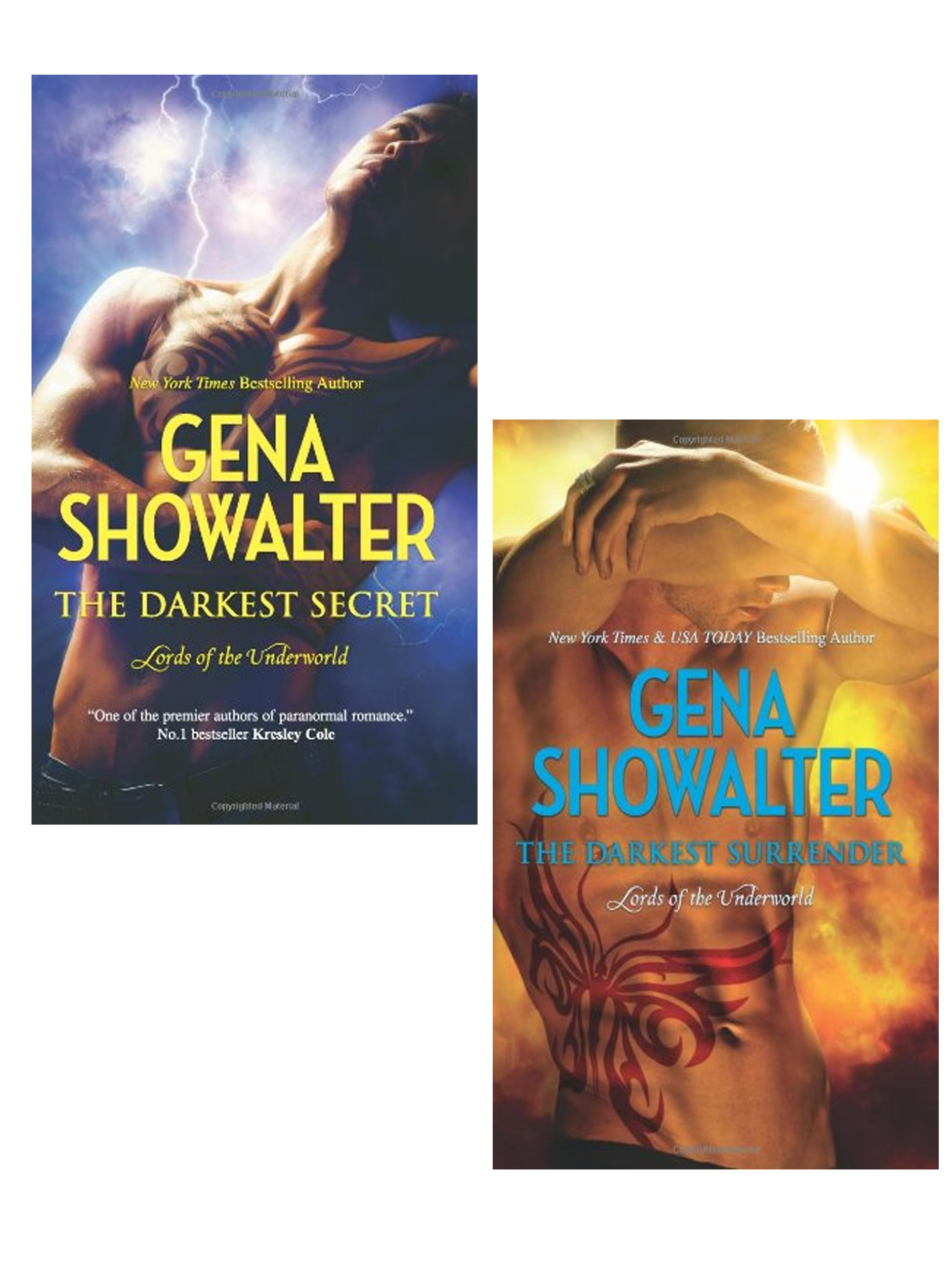 showalter 2 News & events february 5 new york times bestselling author gena showalter is back with a sizzling original heartbreakers tale about an icy war vet and the only.