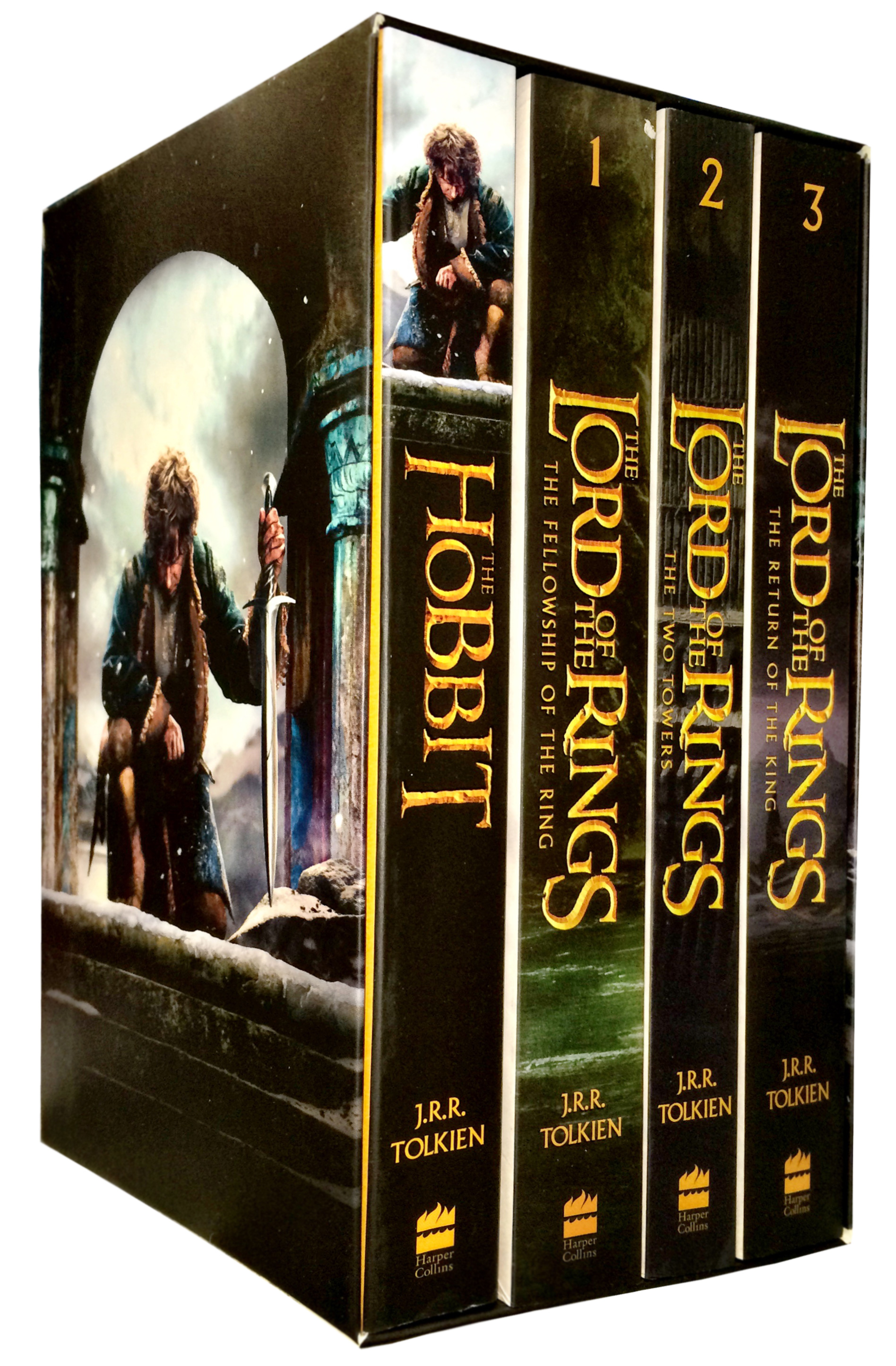 Lord Of The Rings Trilogy Boxed