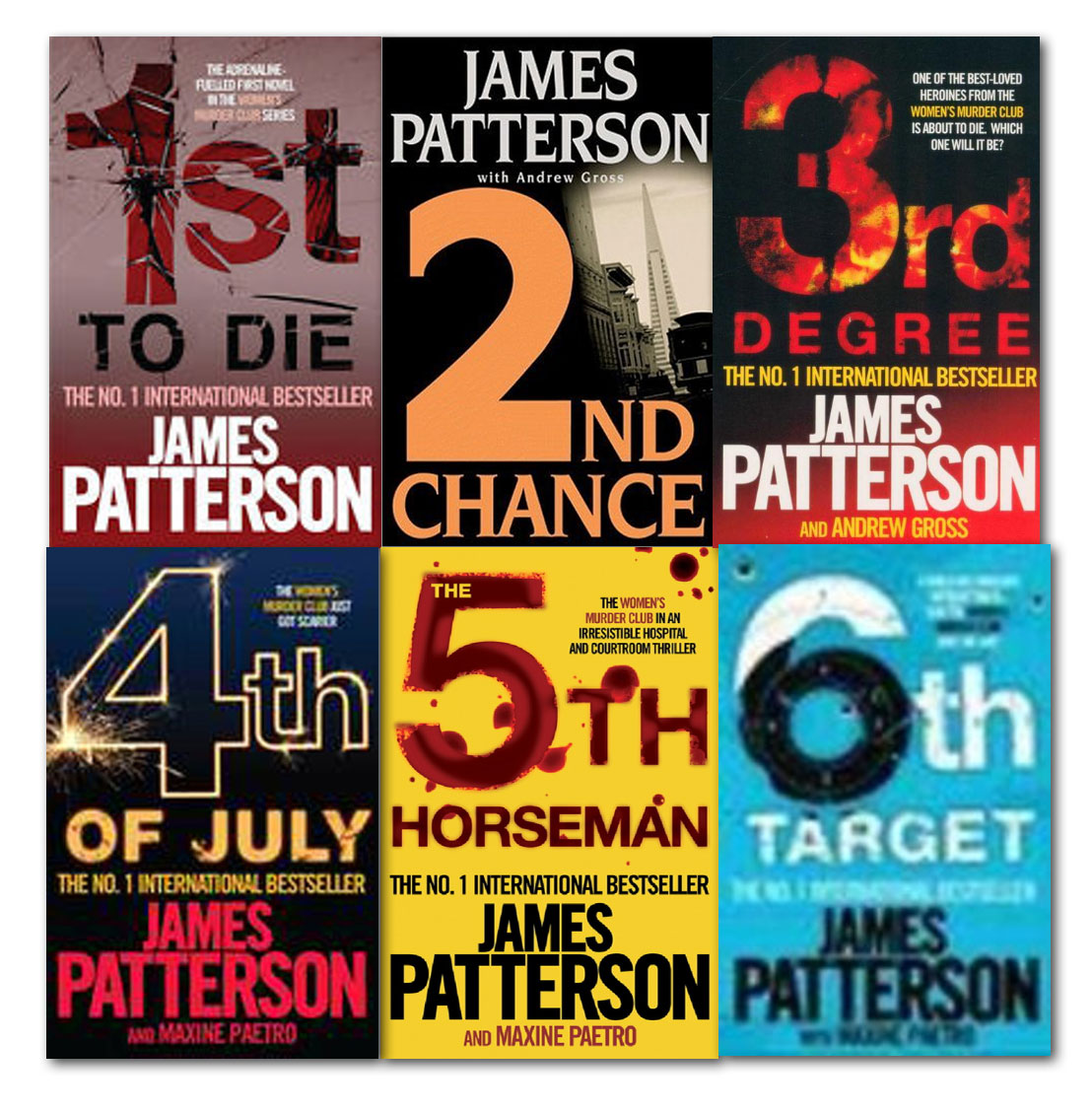 The philosophy of james patterson essay