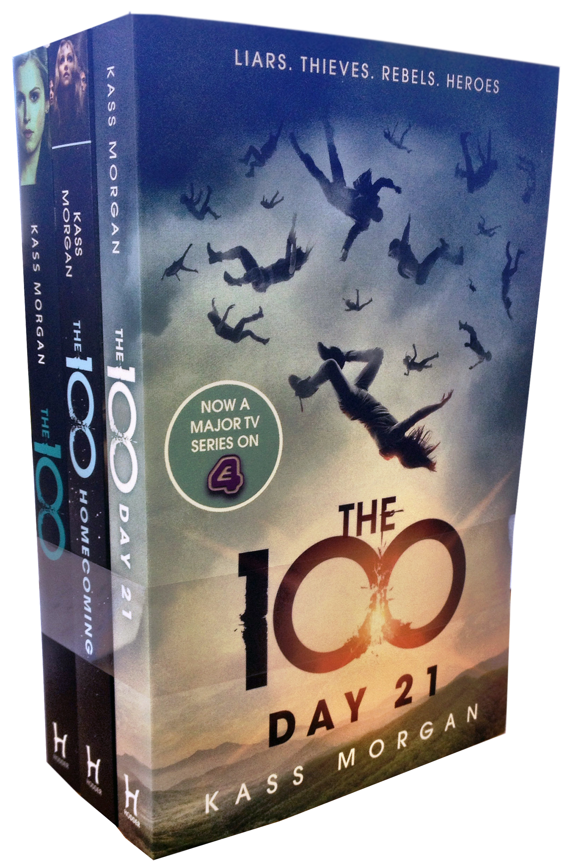 kass morgan the 100 series collection 3 books set the 100 days 21 homecoming ebay. Black Bedroom Furniture Sets. Home Design Ideas