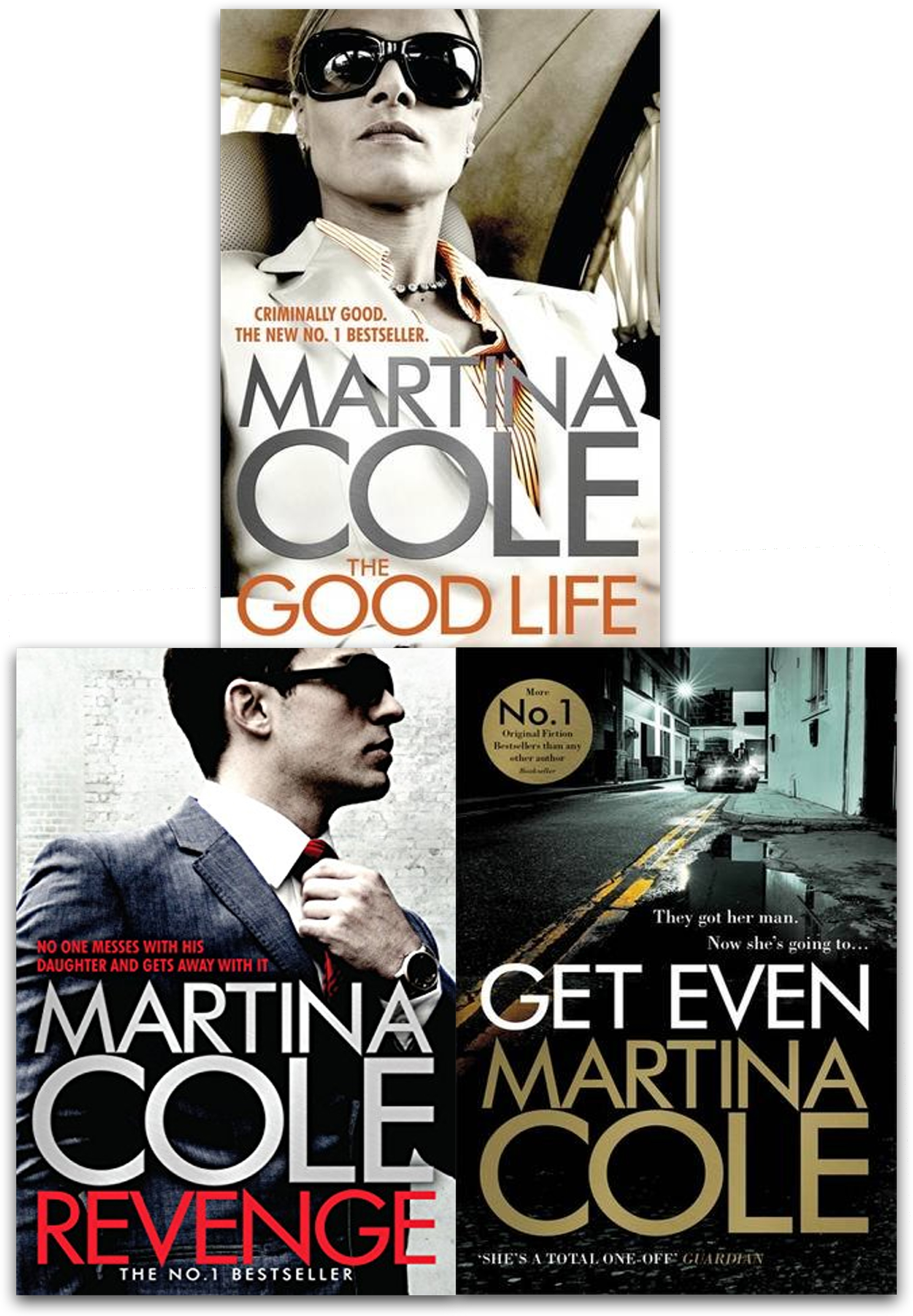 Get Even By Martina Cole (TSP Paperback, 2015)