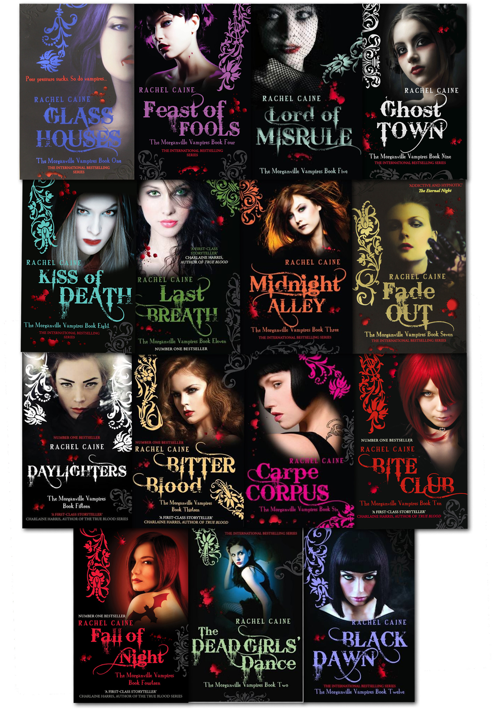 Adult vampire book series nude clips