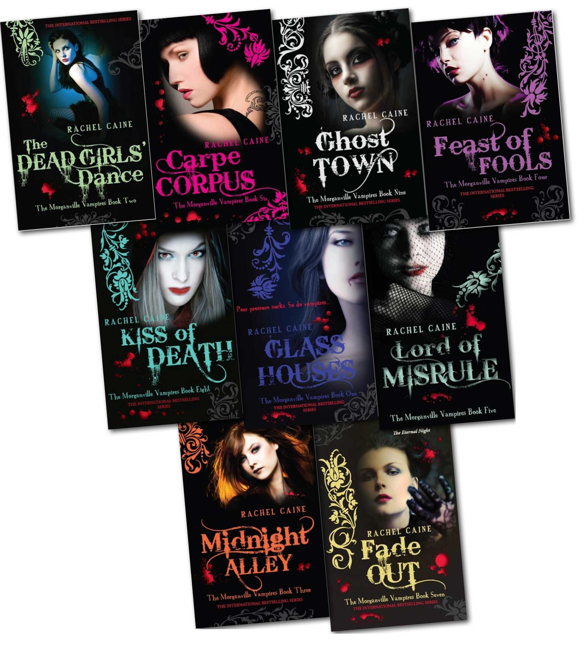 morganville single girls Morganville vampires questions including what happened in bite club by rachel caine and when was the morganville vampires created.
