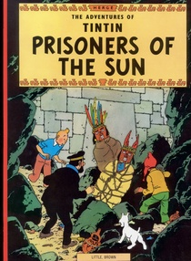 How many adventures of tintin books are there