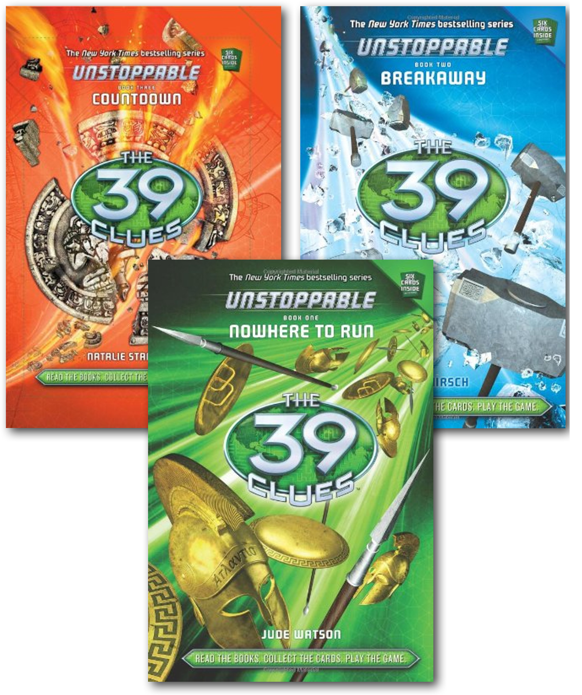 The 39 Clues: Unstoppable Series by Jude Watson